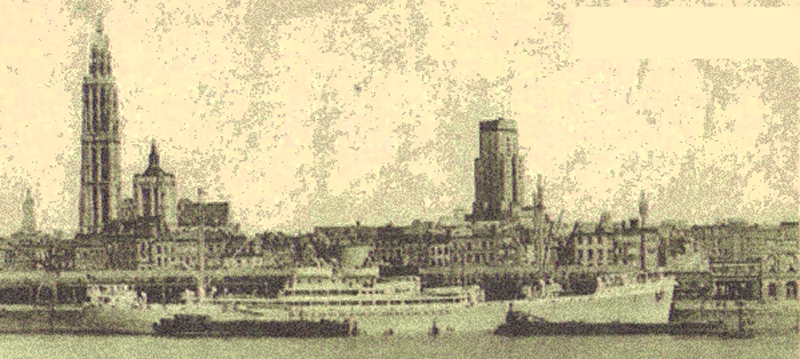 Antwerp, city on the Scheldt