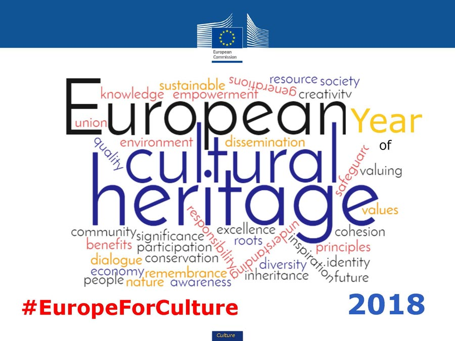 European Year of Cultural Heriotage 2018