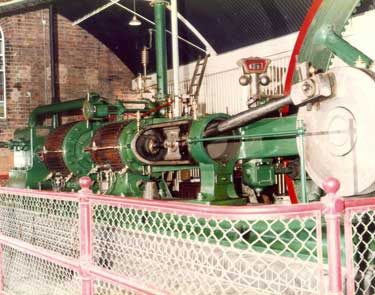 The Robey Engine